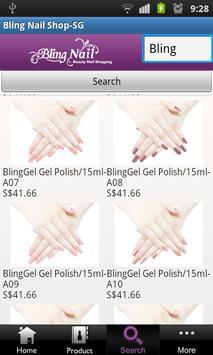 Bling Nail Shop Singapore apk screenshot