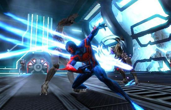 Assassin of Spiderman 2 poster
