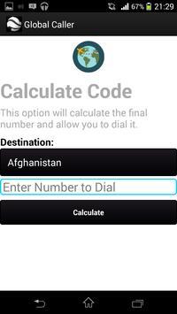Global Caller apk screenshot