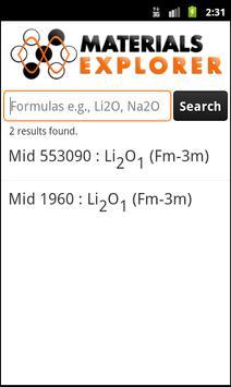 The Materials App apk screenshot