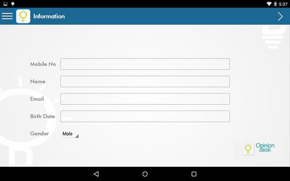 Opinion Desk apk screenshot