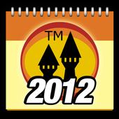 Shockdom Calendar 2012 HD icon