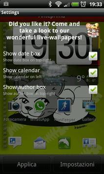 Shockdom Calendar 2012 HD apk screenshot