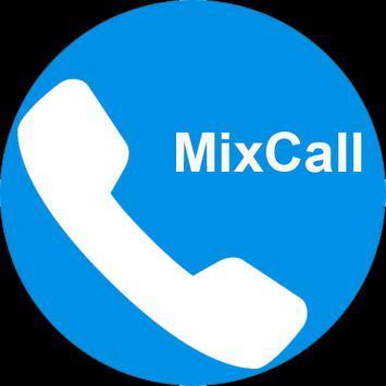 MixCall apk screenshot
