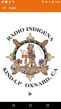 Radio Indígena poster