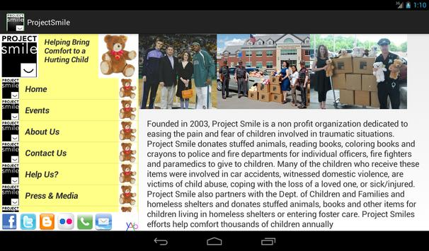 ProjectSmile apk screenshot