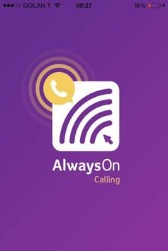 AlwaysOn Calling poster