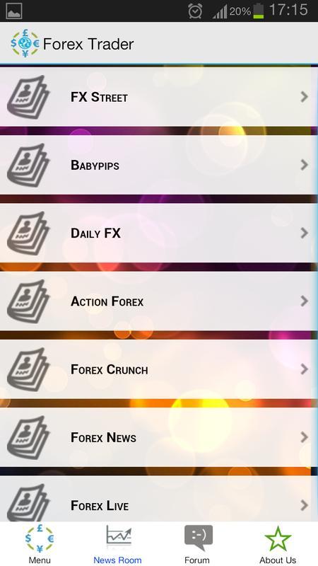 Forex trader app