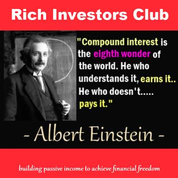 Rich Investors Club poster