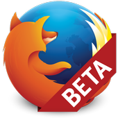 Firefox Beta — Web Browser icon