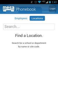 MPS Phonebook apk screenshot