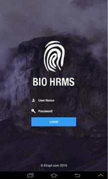 BioCrypt poster