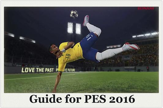Guide for PES 2016 Soccer apk screenshot