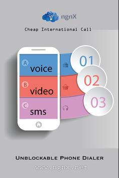 NGNX dial apk screenshot