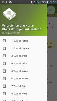 Vergleiche Koran Übersetzungen poster