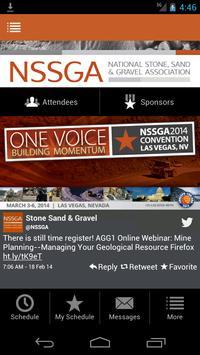 NSSGA Events apk screenshot