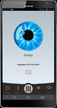 oVoxy Communications apk screenshot
