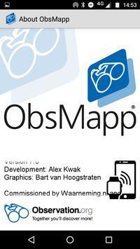 ObsMapp poster