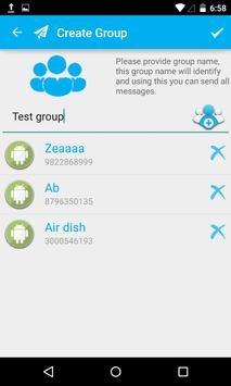 Promo Messenger apk screenshot