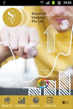 Success8 Ventures Pte Ltd poster