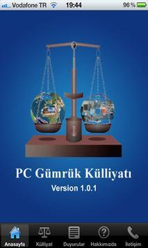 PC Gümrük Külliyatı poster