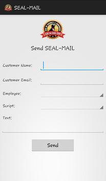 SEAL-MAIL apk screenshot