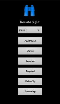 Remote Sight poster