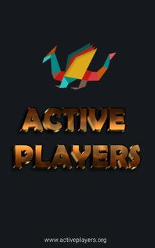 Active Players poster