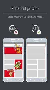Adblock Plus (Samsung Browser) apk screenshot