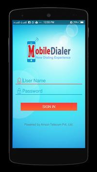 Mobile Dialer Pro apk screenshot
