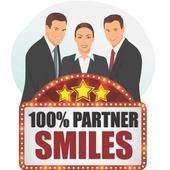 100% Partner Smiles icon