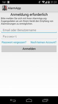 AlarmApp apk screenshot