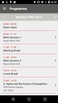 Leadership Conference 2015 apk screenshot