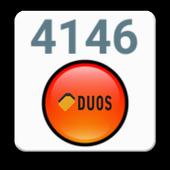 Widget 4146 Prefisso Duos icon