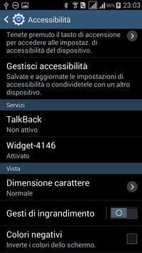 Widget 4146 Prefisso Duos apk screenshot