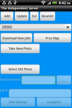 IndependentServer apk screenshot