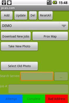 pcas apk screenshot