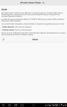 eProwin Citizen Printer CMP-20 apk screenshot