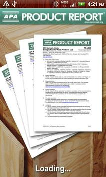 APA Product Reports poster