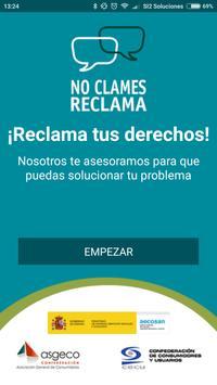 Reclama poster