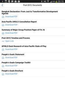 Post 2015 apk screenshot