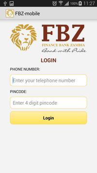 FBZ Mobile Banking apk screenshot