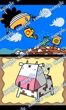 Daily Cartoon016 LWP & Clock apk screenshot