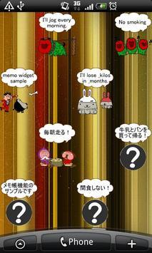 Daily Cartoon021 LWP & Clock apk screenshot