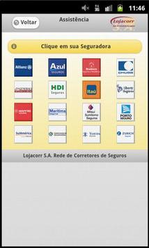 Lojacorr Seguros - Evandro apk screenshot
