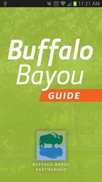 Buffalo Bayou Guide poster