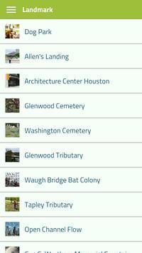 Buffalo Bayou Guide apk screenshot