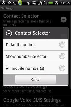 Group SMS & Scheduler apk screenshot
