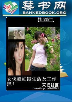 《中国特色奇女子-赵红霞传》 apk screenshot