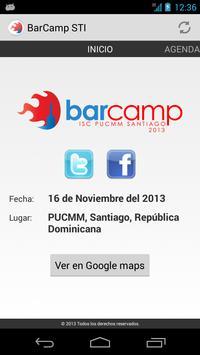 Barcamp STI poster